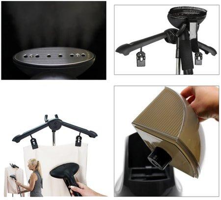 accessoires du défroisseur GK03
