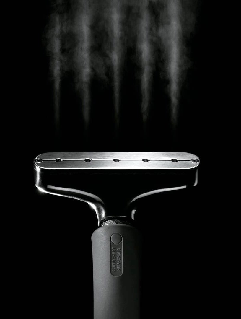 vapeur émise par le diffuseur de vapeur