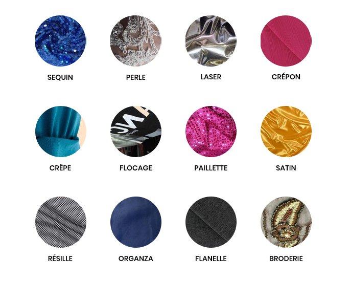 défroisser toutes les matières textiles 2